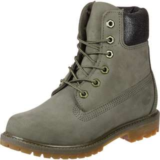 TIMBERLAND 6-Inch Premium Boot W Winterschuhe Damen braun/beige