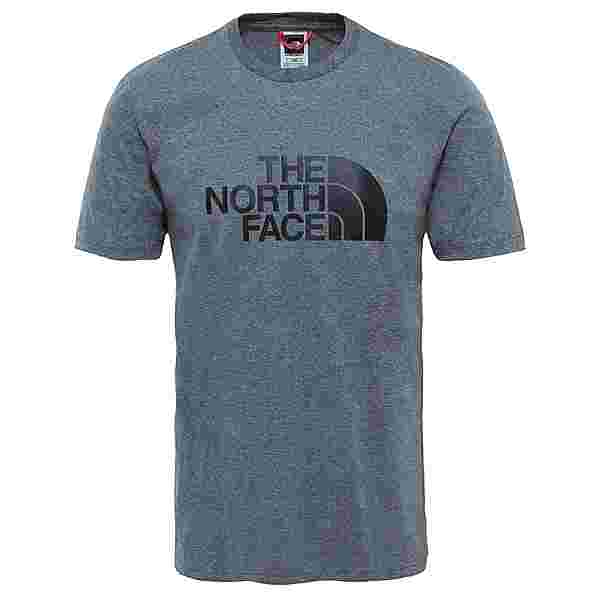The North Face Easy T-Shirt Herren tnf medium grey heather