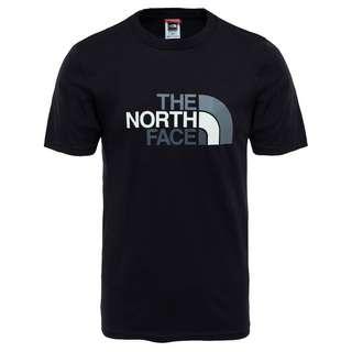 The North Face Easy T-Shirt Herren tnf black