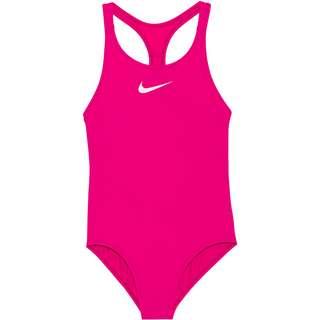 Nike RACERBACK Badeanzug Kinder fireberry
