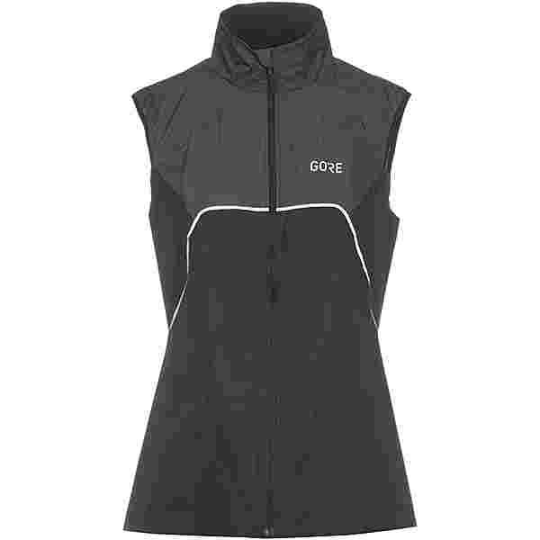 GORE® WEAR R7 Partial Laufweste Damen black-terra grey