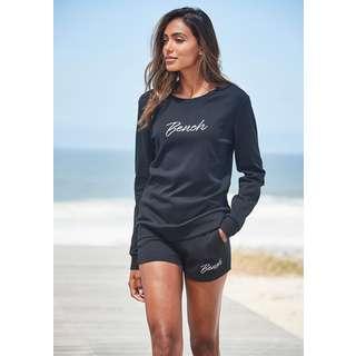 Bench Sweatshirt Damen schwarz