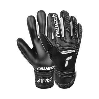 Reusch Attrakt Infinity Finger Support Torwarthandschuhe black