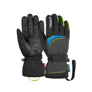 Reusch Primus R-TEX® XT Skihandschuhe black melange/safety yell.