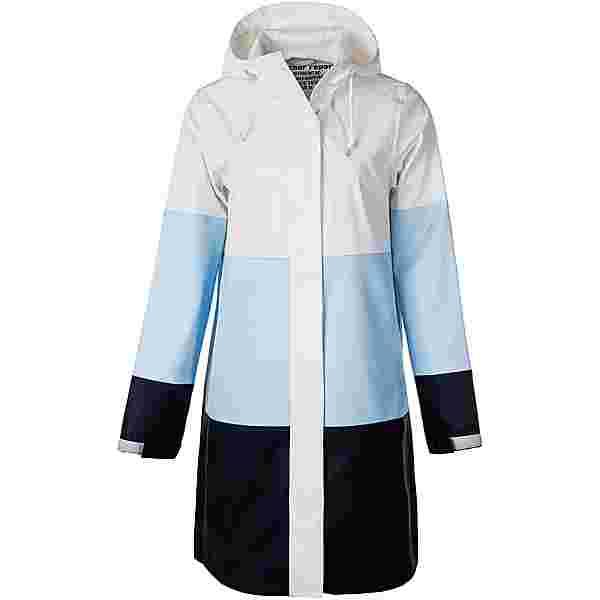 Weather Report AGNETA W RAIN JACKET Regenjacke Damen 172 Lt. Blue