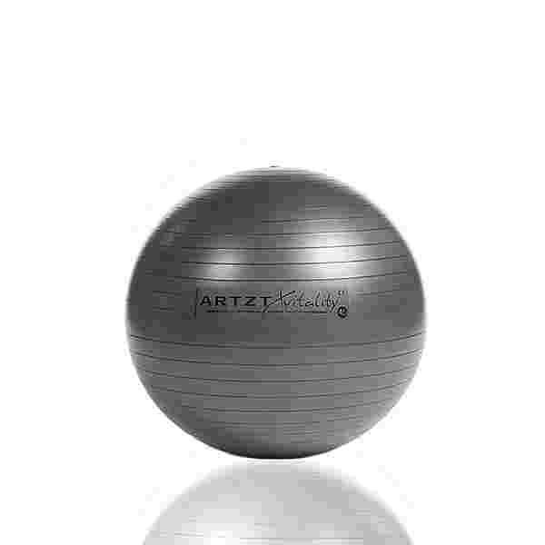 ARTZT Vitality Fitness-Ball Gymnastikball anthrazit