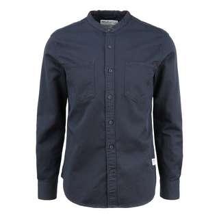 REPLAY M4051 .000.84082 Langarmhemd Herren dark blue