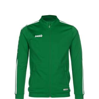JAKO Striker 2.0 Trainingsjacke Kinder grün / weiß