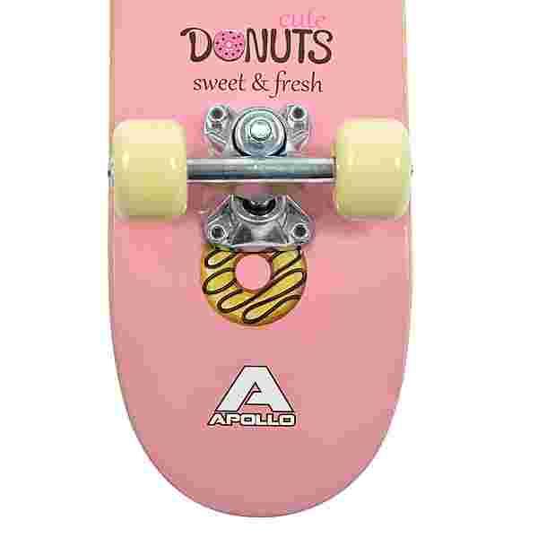 "Apollo Donut 24"" Skateboard-Komplettset mehrfarbig"