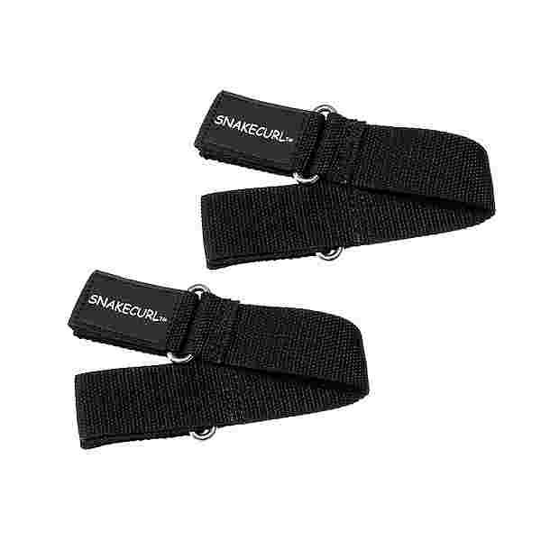 ARTZT Vitality Snakecurl Fußschlaufe Gymnastikband Schwarz