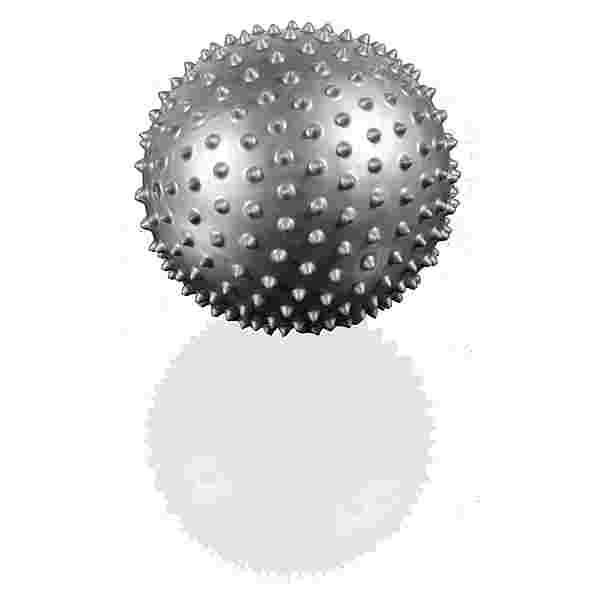 Gymstick Übungsball Pilates Ball silber