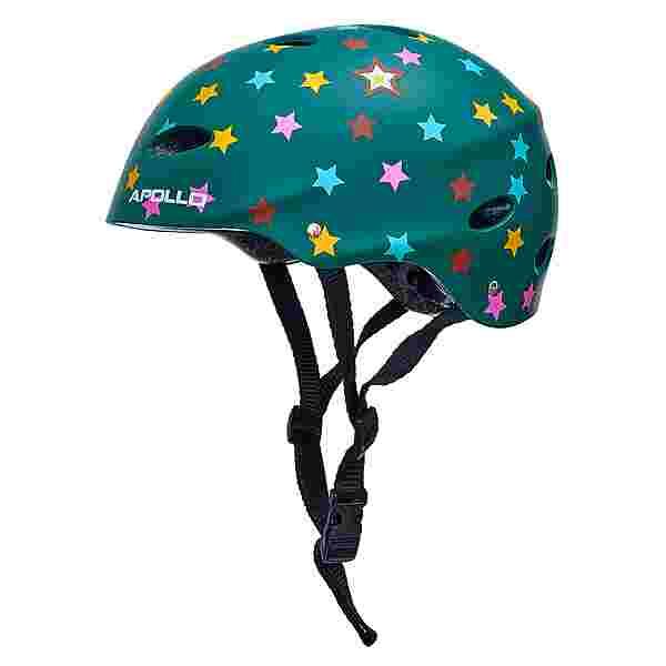 Apollo Skatehelm mit Design Skate Helm Stars