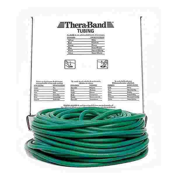 TheraBand Tubing 30,50 m Widerstandstrainer grün
