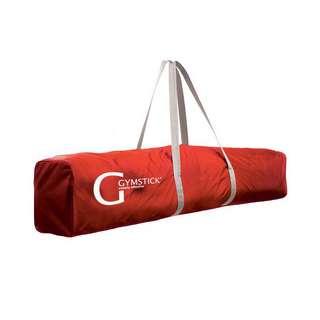 Gymstick Tasche für 30 Sticks Fitnessgerät rot