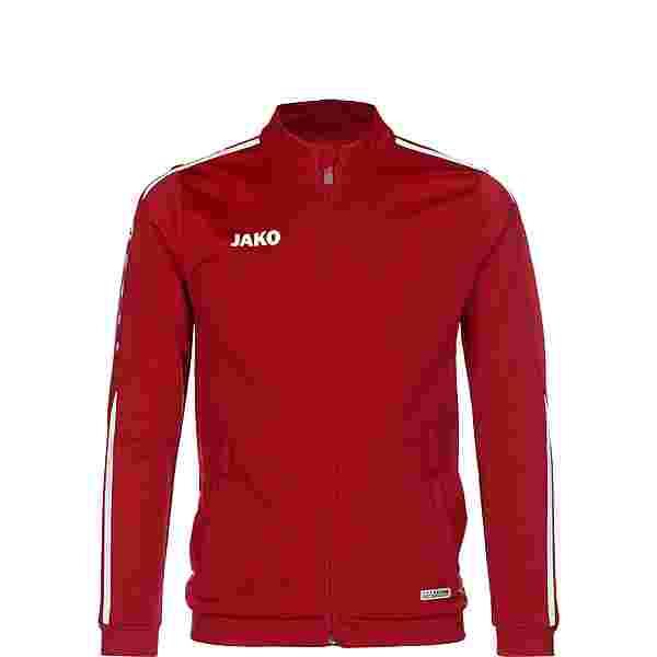 JAKO Striker 2.0 Trainingsjacke Kinder rot / weiß