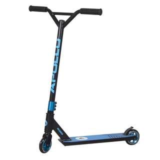 Apollo Genius Pro 4.0 Scooter schwarz/blau