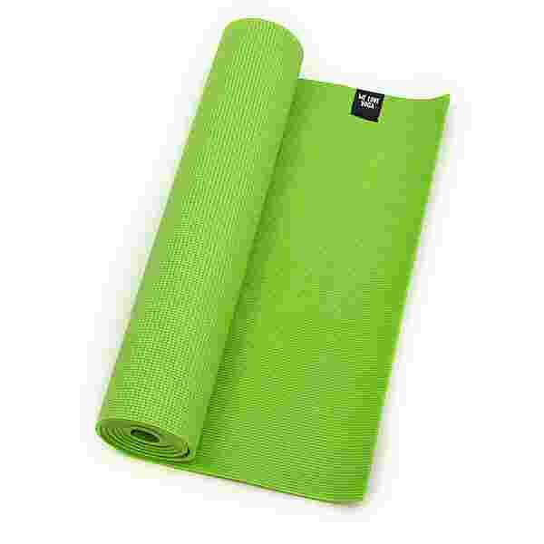 ZenPower We Love Yoga 183x60x0,6 cm Matte grün