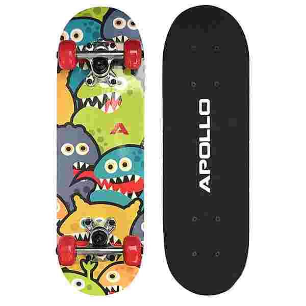 """Apollo Monsterskate 20"""" Skateboard-Komplettset mehrfarbig"""