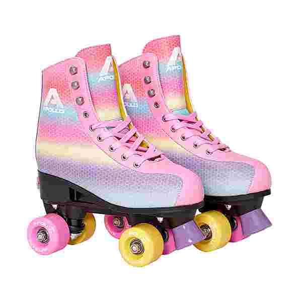 Apollo Classic Roller Disco Rollschuhe Dancing Queen Rainbow
