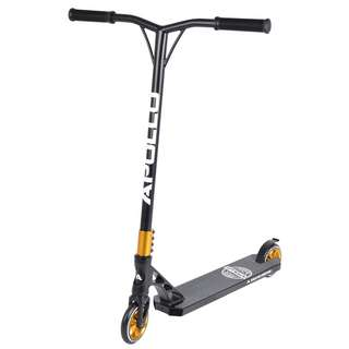 Apollo Genesis Pro X Competition Schwarz/Gold Scooter gold