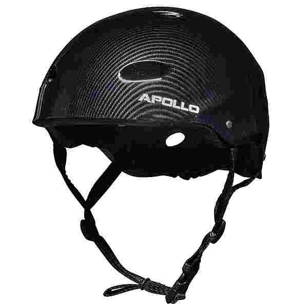 Apollo Skatehelm mit Design Skate Helm Dark Carbon