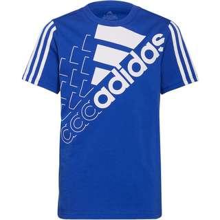 adidas Essentials T-Shirt Kinder bold blue-white