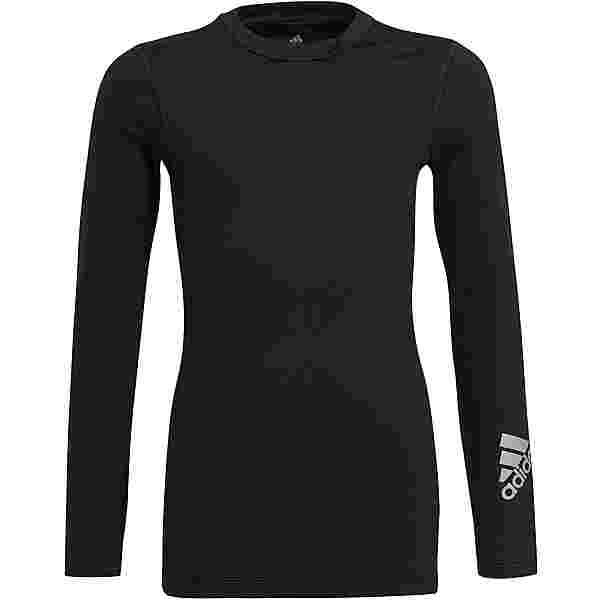 adidas TECHFIT AEROREADY PRIMEGREEN Funktionsshirt Kinder black