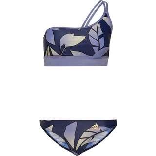 adidas Nature Bikini Set Damen victory blue-black