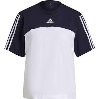 adidas SPORT ESSENTIALS T-Shirt Damen legend ink-white