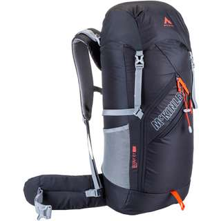 McKinley SCOUT CT 50 Vario Trekkingrucksack black-monument-red maple