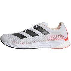 adidas ADIZERO PRO Laufschuhe ftwr white-core black-solar red