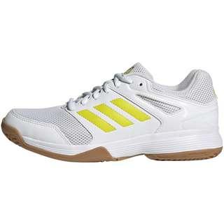 adidas Speedcourt Hallenschuhe Damen ftwr white