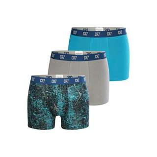 CR7 Cristiano Ronaldo CR7 Underwear Boxer Herren blau/mix