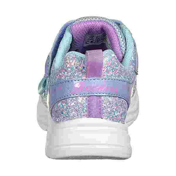 Skechers Glimmer Kicks Starlet Shine Sneaker Kinder hellblau / bunt