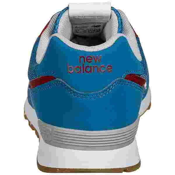 NEW BALANCE 574 Sneaker Kinder blau / schwarz