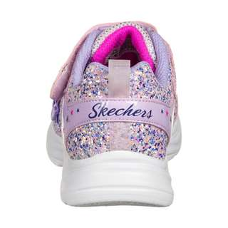 Skechers Glimmer Kicks Starlet Shine Sneaker Kinder pink / bunt