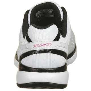 Skechers Flex Appeal 3.0 Steady Move Fitnessschuhe Damen weiß / pink