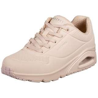 Skechers Durabuck Lace Up Sneaker Damen korall