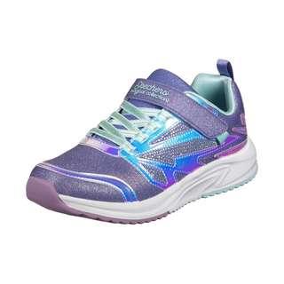 Skechers Speed Runner Sweet Freeze Sneaker Kinder lila / blau