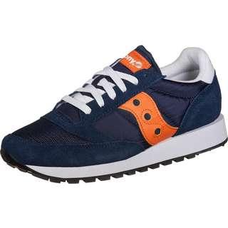Saucony Jazz Original Vintage Sneaker Herren blau/orange