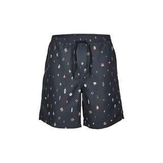Cleptomanicx Resort Regular Shorts Herren Black