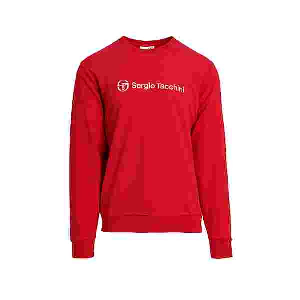 SERGIO TACCHINI ALO Sweater Strickpullover Herren tango red