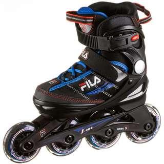 FILA J-One Inline-Skates Kinder black-blue-red