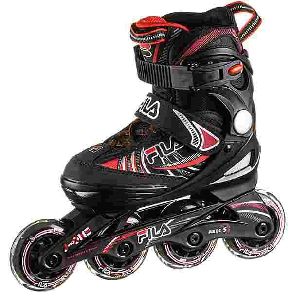 FILA J-One Inline-Skates Kinder black-red