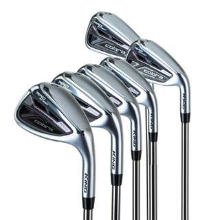 Cobra KING RADSPEED IRON RH Golfschläger Damen silber