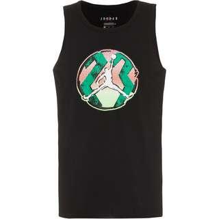 Nike Sport DNA Basketball Shirt Herren black-sunset pulse