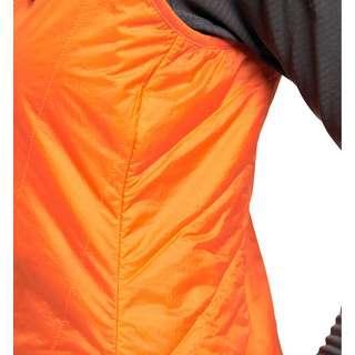 Haglöfs L.I.M Barrier Vest Outdoorweste Damen Flame Orange