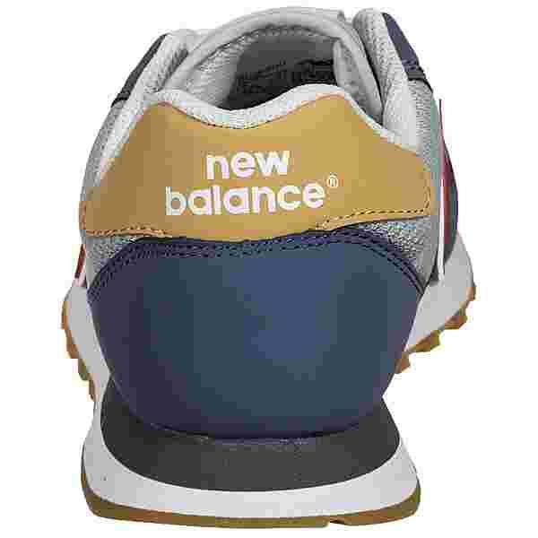 NEW BALANCE 500 Sneaker Herren blau / rot