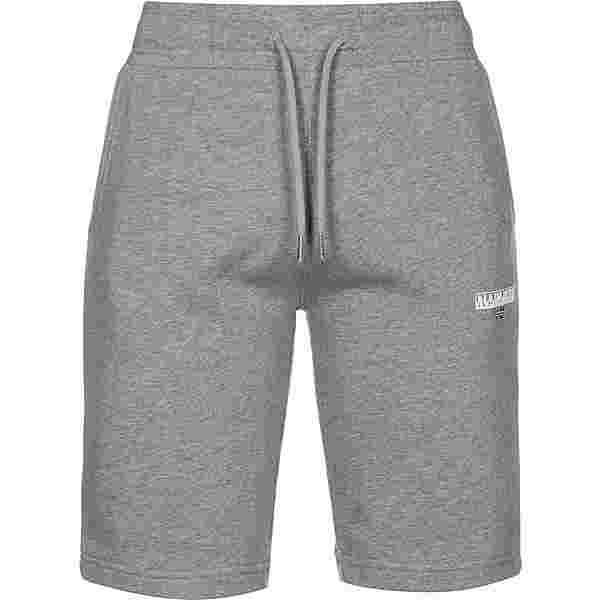 Napapijri Ice Shorts Herren grau/meliert