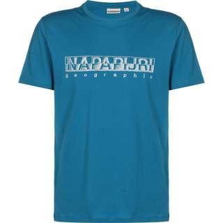 Napapijri Sallar T-Shirt Herren türkis
